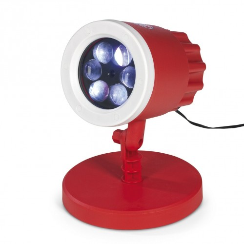 LED прожектор, възпроизвеждащ емблемата на Байерн Мюнхен