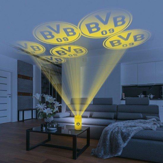 НЕРАБОТЕЩ LED прожектор тип свещ проектира лого на BVB