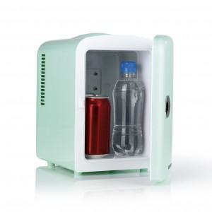 Ретро мини хладилник
