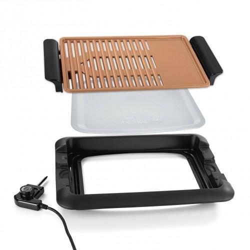 Електрическа скара за маса - 1250W
