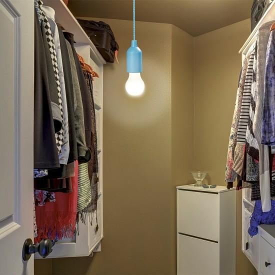 LED лампи с цветни фасонки и връзки