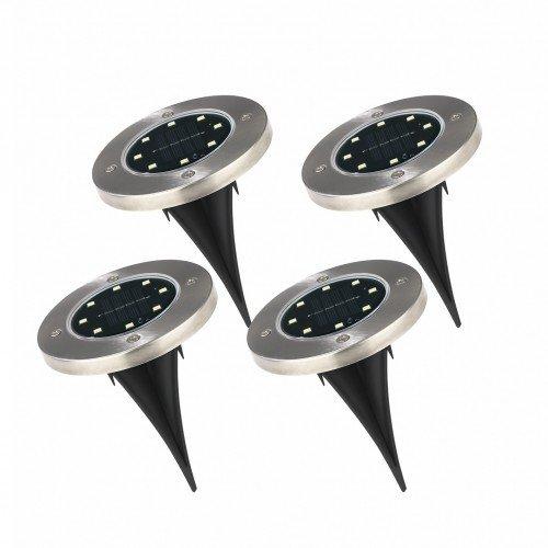 Соларни лампи за градина