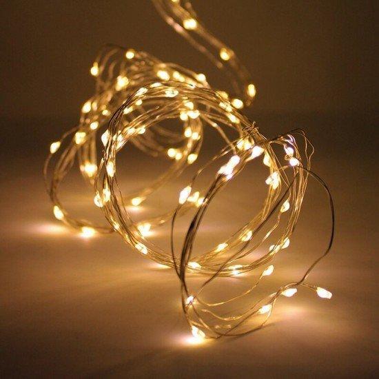 LED коледни лампички
