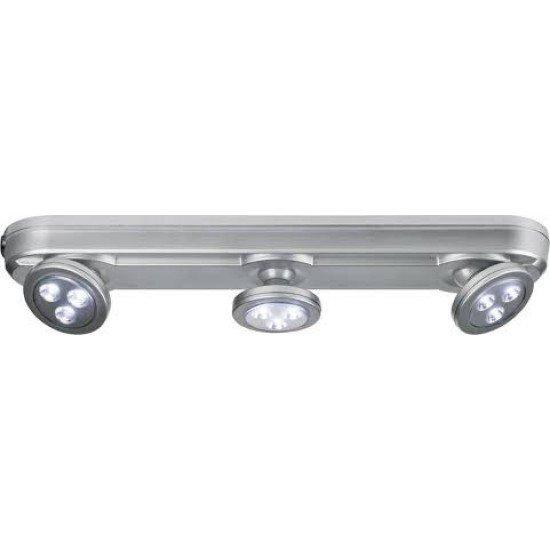 LED светлина за шкаф или гардероб