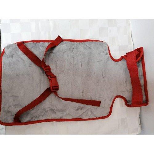 Електрическа възглавница за гръб и врат