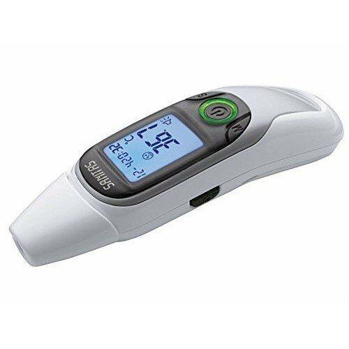 НЕРАБОТЕЩ Мултифункционален термометър Sanitas SFT 75
