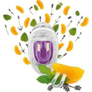 Мини инхалатор (лавандула, мандарина и маточина)