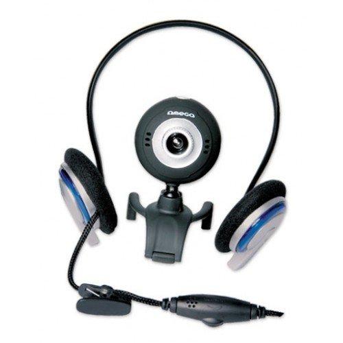 Слушалки и камера за компютър Osprey