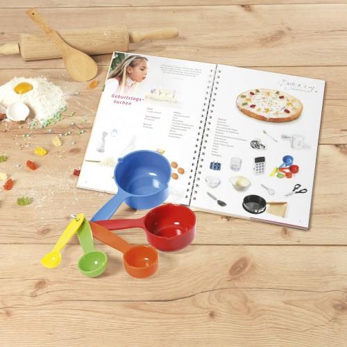 Детска книга с рецепти на немски език