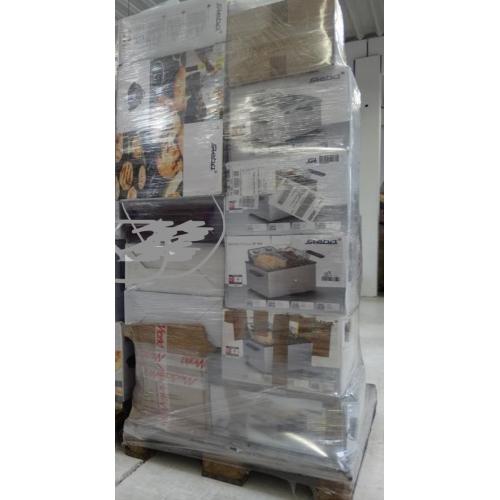 Смесени Палета MIX ST - Немска кухненска и битова електроника ABC Клас, Внос от Германия