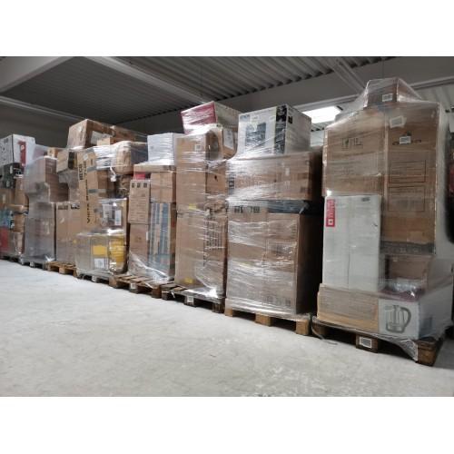 Смесени Палета MIX ES - Голям микс от Електроника за дома, ABC Клас, Внос от Германия