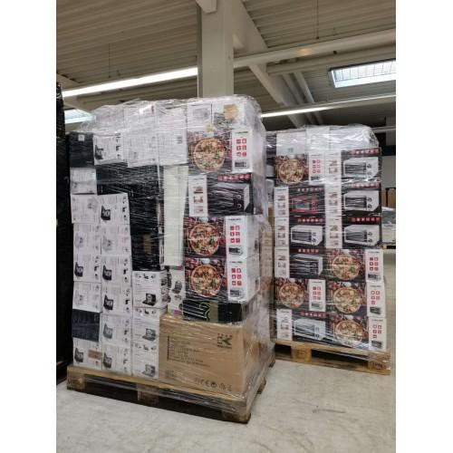 Смесени Палета MIX EF - Кухненски електроуреди и др. ABC Клас, Внос от Германия