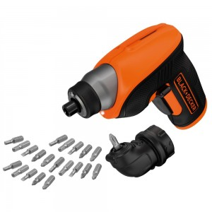 Акумулаторна отвертка CS3652LC Black & Decker