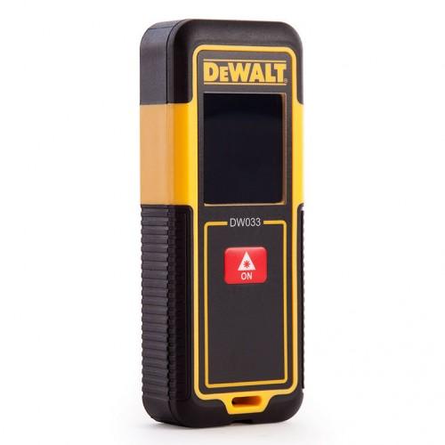Лазерна ролетка DEWALT DW033