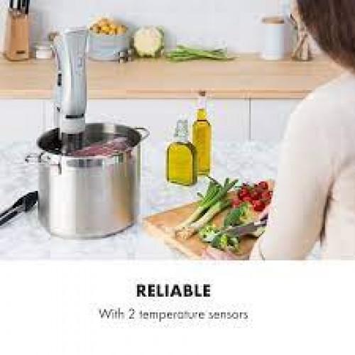 Термоциркулатор за нискотемпературно готвене KLARSTEIN Quickstick Pro Sous Vide
