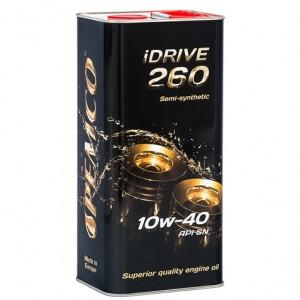 Полусинтетично моторно масло Pemco I-Drive 10W40, 4 л.