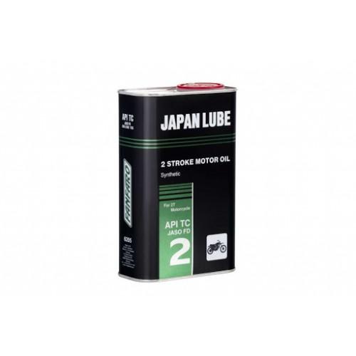 Масло за Мотоциклети 2 Т Japan Lube 1л.