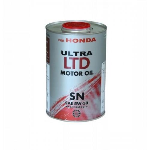 Синтетично моторно масло Honda 5W30, 1л.