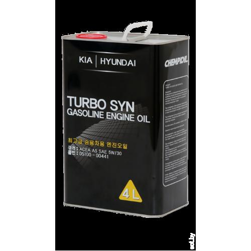 Синтетично моторно масло Kia-Hundai 5W30, 4 л.